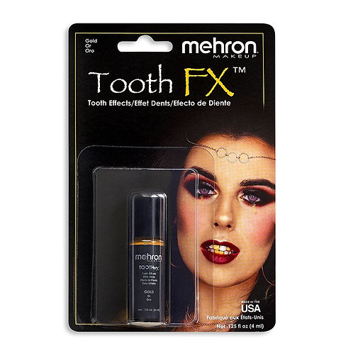 Tooth FX- Gold