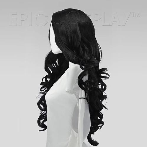 Daphne Black Wig