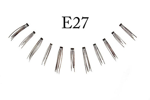 #27 Eyelash Set in hard case