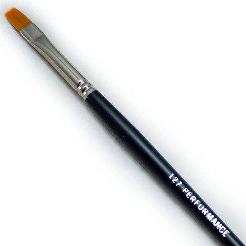 Performance Brush - 127 Flat Thick Eyeliner Brush