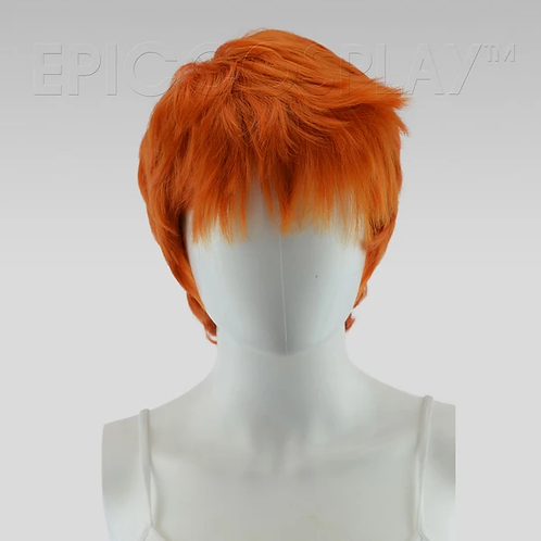 Hermes Autumn Orange Wig