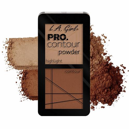 Pro Contour Powder Duo - Tan