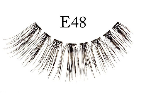 #48 Eyelash Set in hard case
