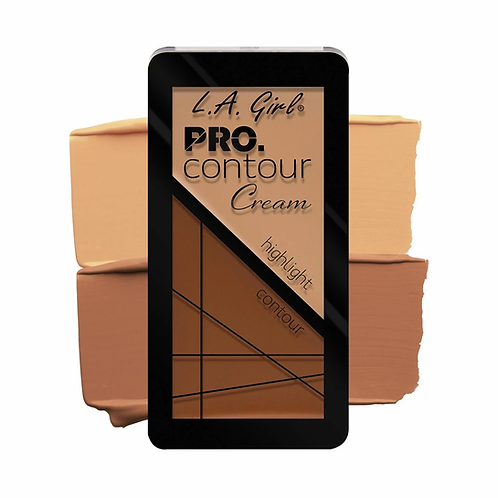 Pro Contour Cream Duo - Light