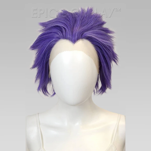 Hades Classic Purple Lacefront Wig
