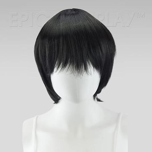 Aether Black Wig