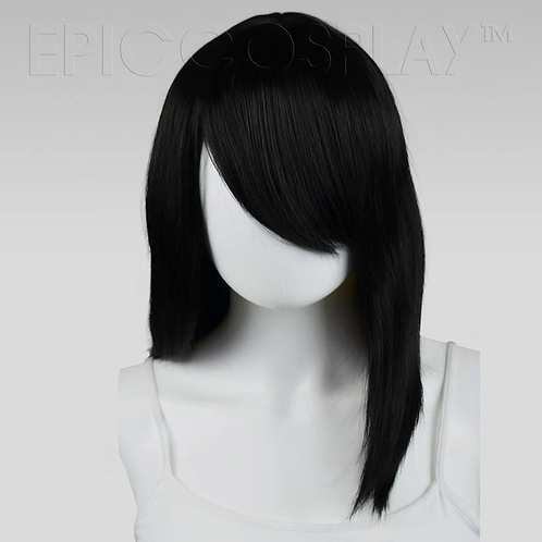 Theia Black Wig