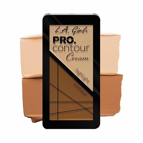 Pro Contour Cream Duo - Fair