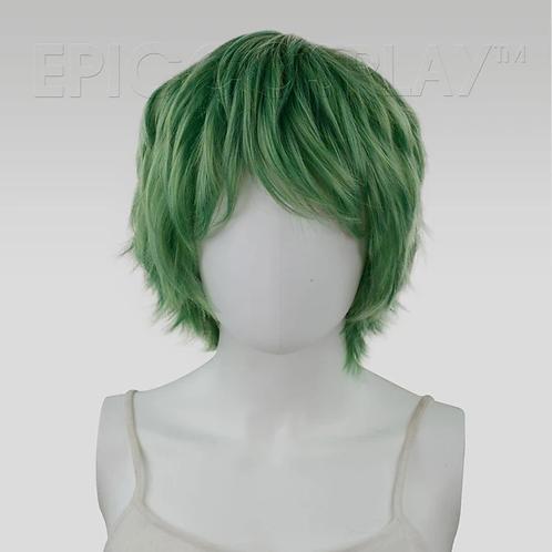 Apollo Clover Green Wig