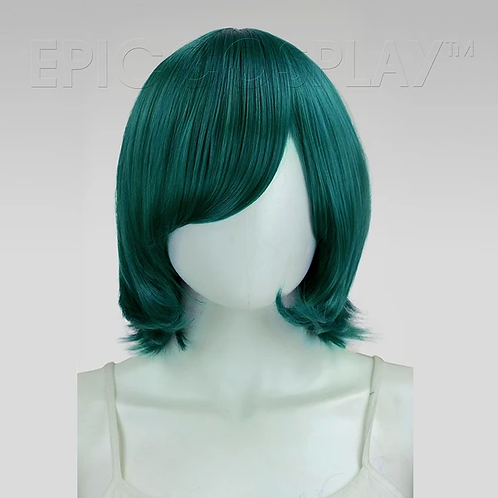 Chronos Emerald Green Wig