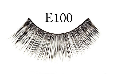 #100 Eyelash Set in hard case