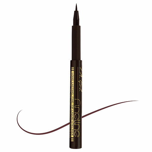 Fineline Eyeliner - dark brown