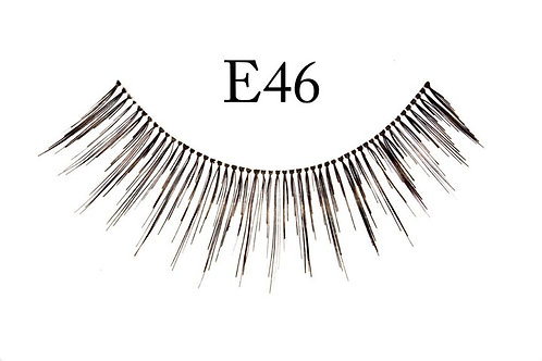#46 Eyelash Set in hard case