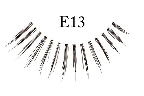 #13 Eyelash Set in hard case