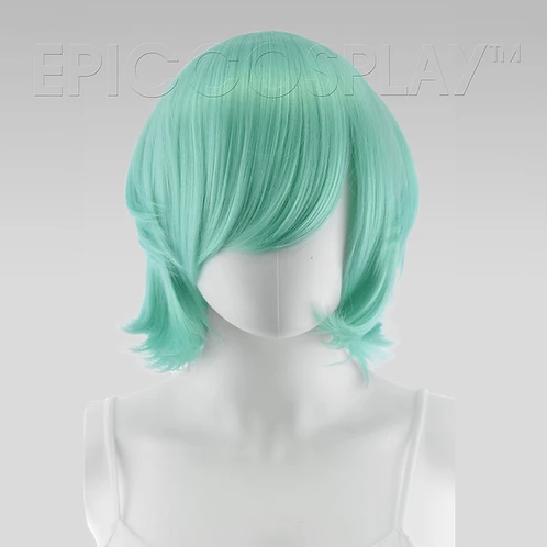 Chronos Mint Green Wig
