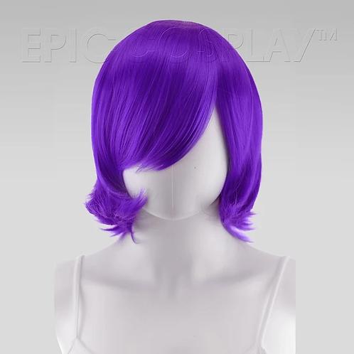 Chronos Lux Purple Wig