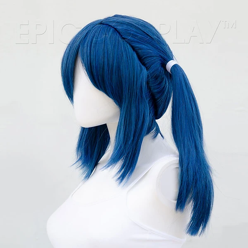 Gaia Shadow Blue Wig