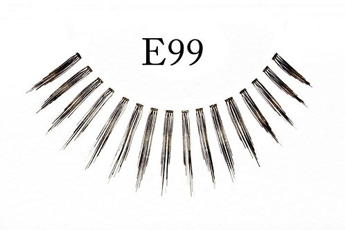 #99 Eyelash Set in hard case