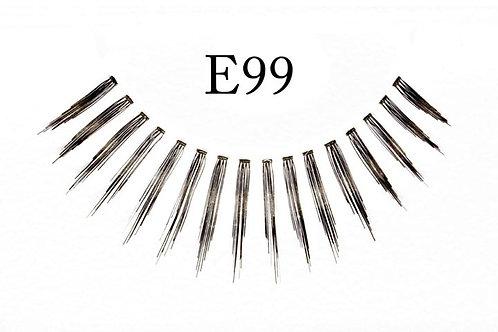 #80 Eyelash Set in hard case