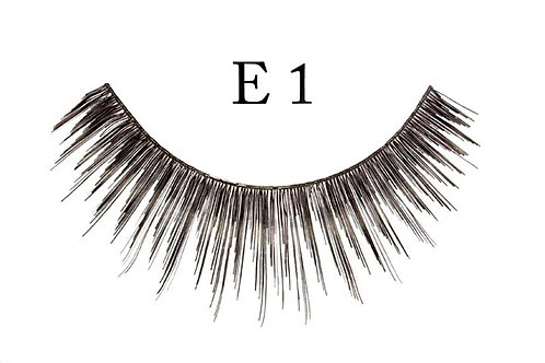 #1 Eyelash Set in hard case