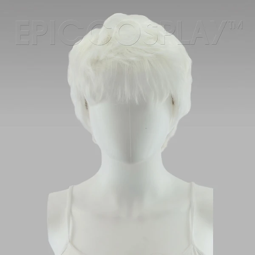 Hermes Classic White Wig