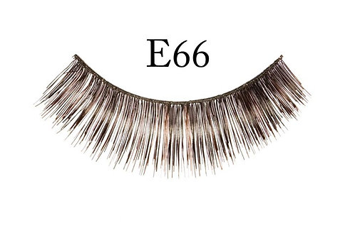 #66 Eyelash Set in hard case