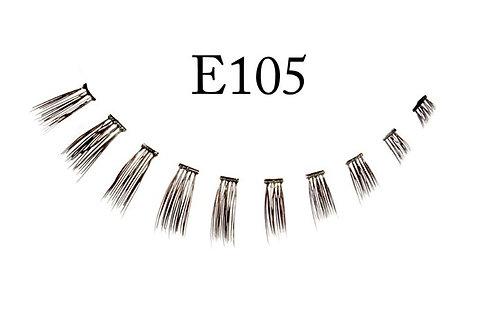 #105 Eyelash Set in hard case