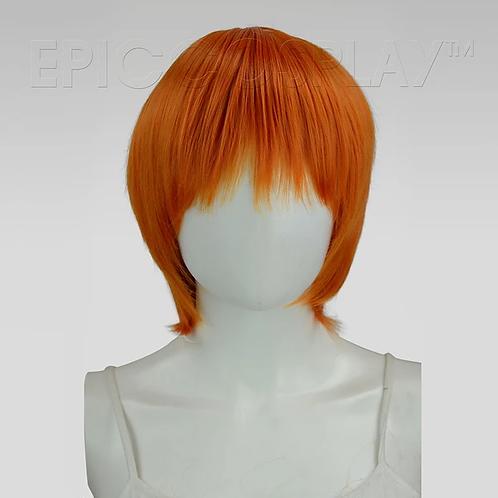 Aether Autumn Orange Wig