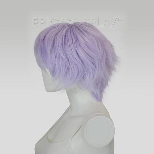 Apollo Fusion Vanilla/Purple Wig