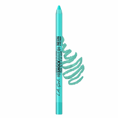 Shockwave Neon Liner - Fresh (teal)