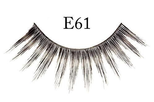 #61 Eyelash Set in hard case