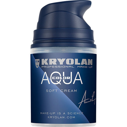Aqua Soft Cream - Copper 50ml