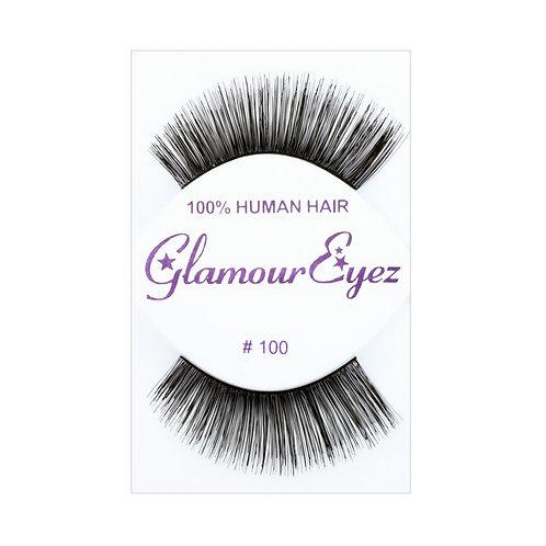 #100 Eyelash Set