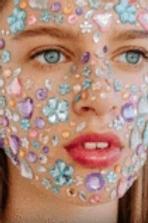 Woodstock Crystal Jewel Bodistix - Neva Nude
