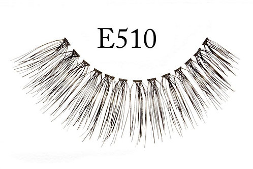 #510 Eyelash Set in hard case