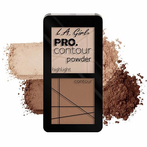 Pro Contour Powder Duo - Natural