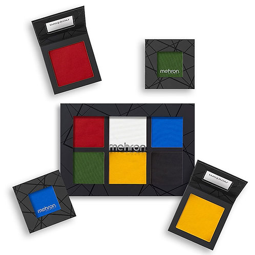 Edge Pro 6 color palette