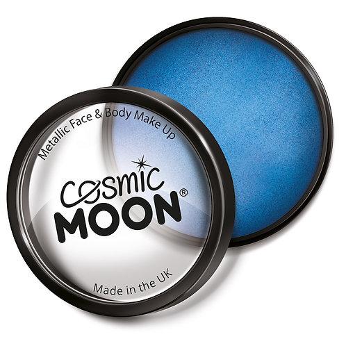 Metallic Face & Body Paint -Blue