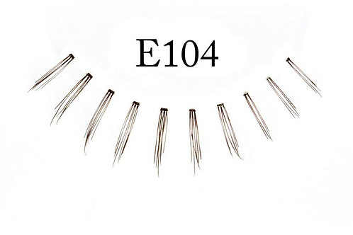 #104 Eyelash Set in hard case
