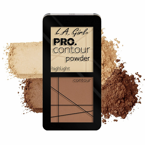 Pro Contour Powder Duo -  Light