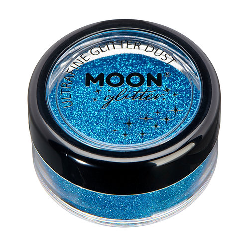 Ultra Fine Glitter Dust - Blue