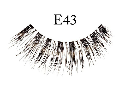 #43 Eyelash Set in hard case
