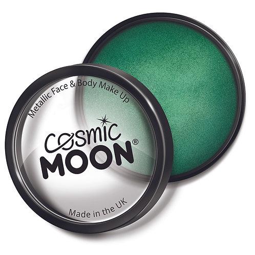 Metallic Face & Body Paint - Green