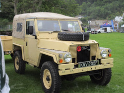 Lyn Valley Classic LandRover
