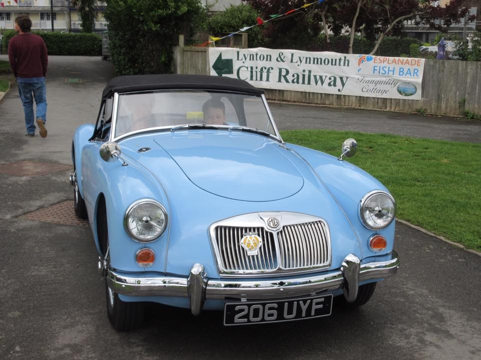 Lyn Valley Classic MG