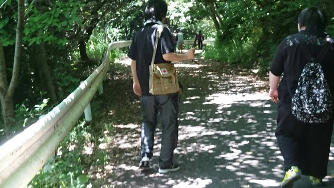 香貫山ハイキング