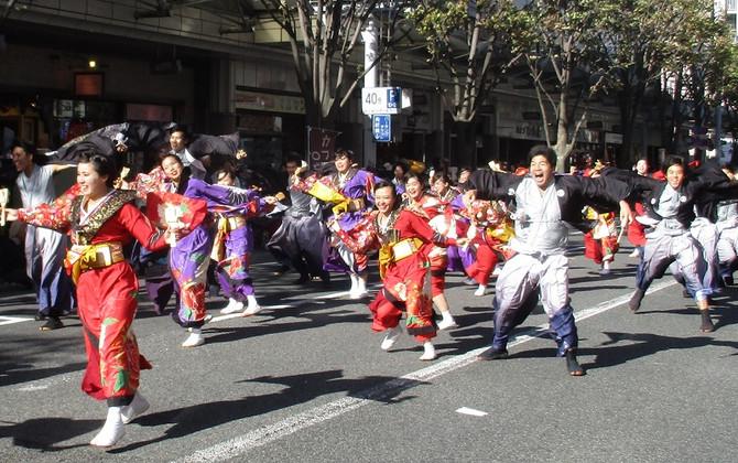 よさこい東海道2017