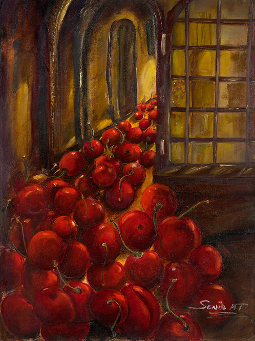 Running Of The Cherries
