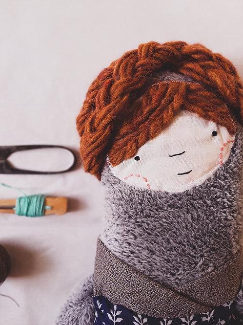 אלמה הבובה בעיצוב אישי