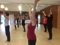 Health and Wellbeing classes